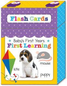 (Baby First Years First Learning (Flash Cards