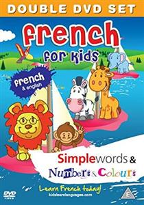 French For Kids (دی‌وی‌دی)