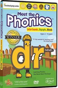 Meet The Phonics (دیویدی)