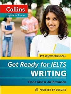 (Get Ready For Ielts Writing  (Collins English For Exams