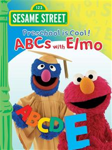Preschool is Cool Abcs With Elmo (دی‌وی‌دی)