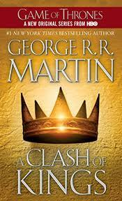 (A Clash Of Kings (Book Two Of A Song Of Ice And Fire