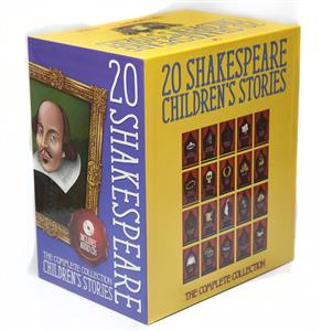 20 Shakespeare Children s Stories The Complete Collection