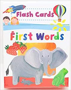 (First Words (Flash Cards