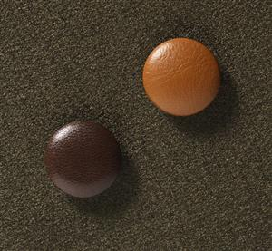 Nord Magnet Round Leather 70032
