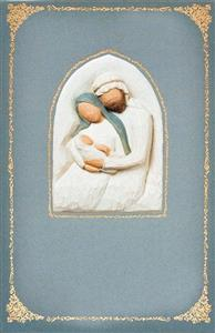 29022 Holy Family G Card