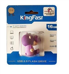 فلش مموری 16 گیگ فانتزی KingFast usb 3.0