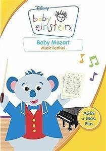 Baby Einstein Baby Mozart (سیدی)