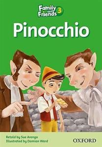 (Pinocchio (Family And Friends 3