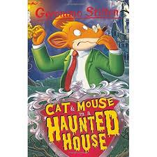 cat & mouse haunted house