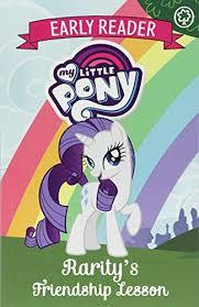 early reader little pony