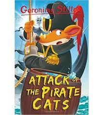 attack of the pirate cats