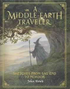 A Middle earth Traveler Sketches from Bag End to Mordor