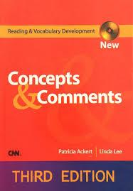 (Concepts & Comments (Reading & Vocabulary Development