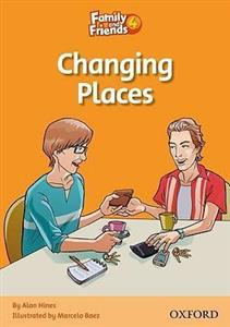 (Changing Places (Family And Friends 4
