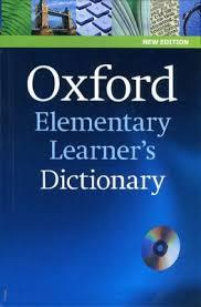 (Oxford Elementary Learners Dictionary (English English