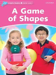 ( A Game Of Shapes (Dolphin Readers S+ CD