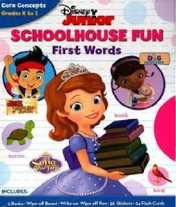 ( First Words (Schoolhouse Fun