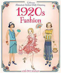 (1920S Fashion (Sticker Dolly Dressing